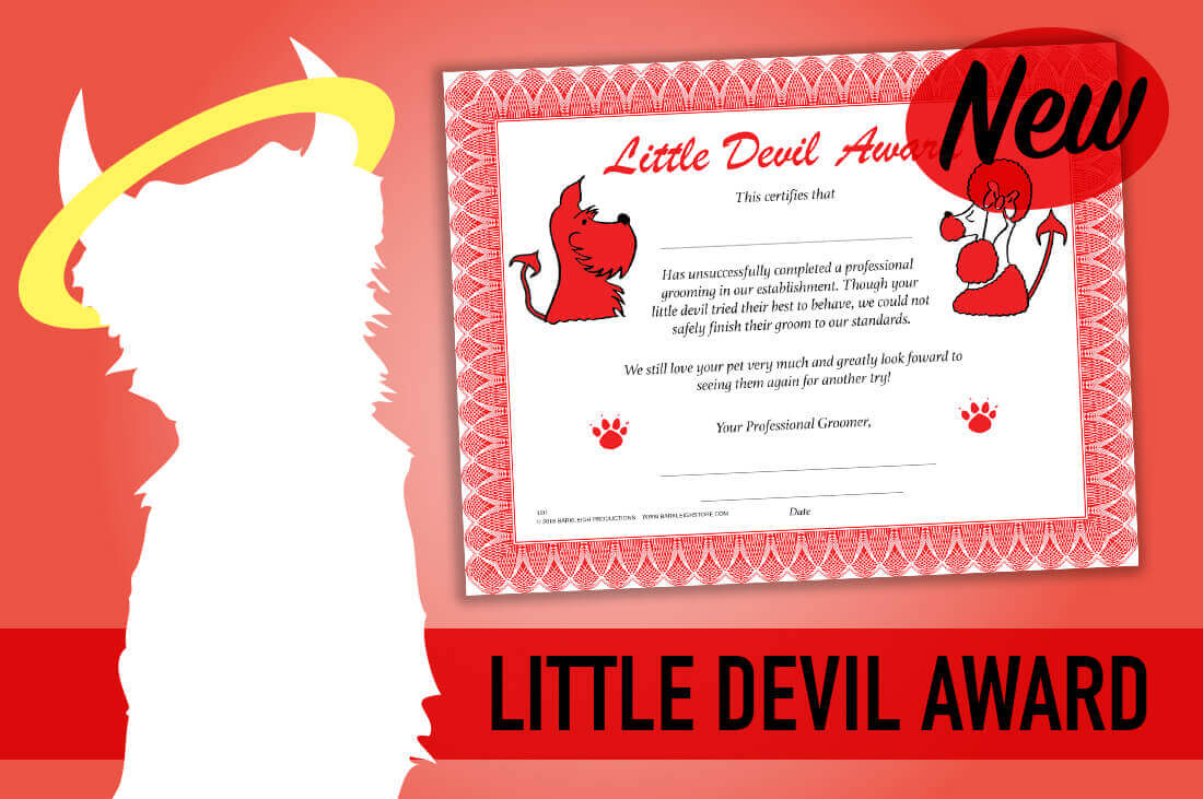 Little Devil Award