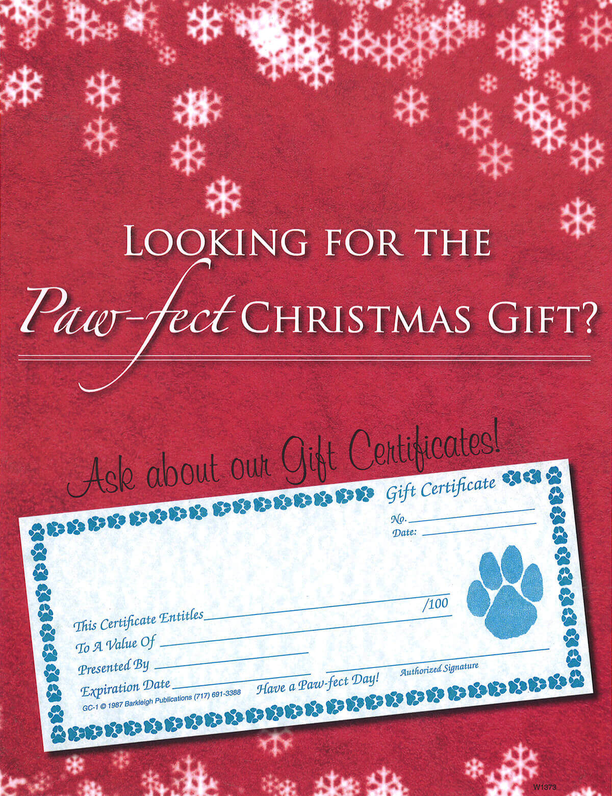 Pet Christmas Photo Cards