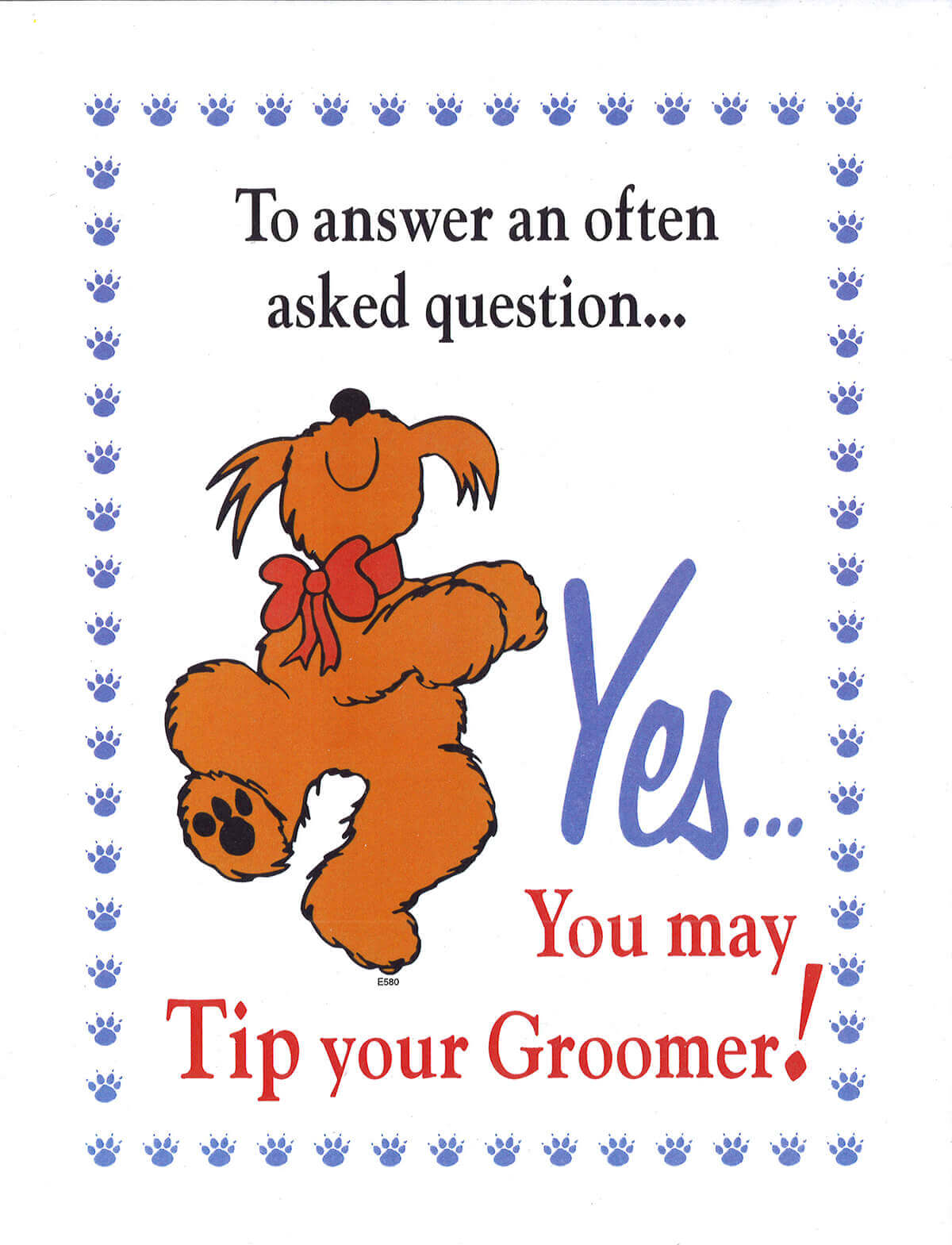 Dog Grooming Do You Tip